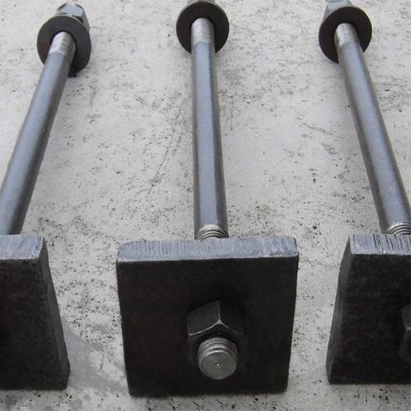 Болт фундаментный (анкерный) 2.2 производство