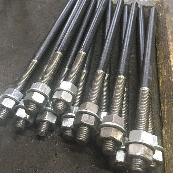 Болт фундаментный (анкерный) тип 5 производство